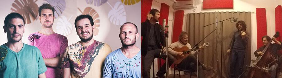 Yacaré Valija + Pablo Brotzman & Sergio Pessina