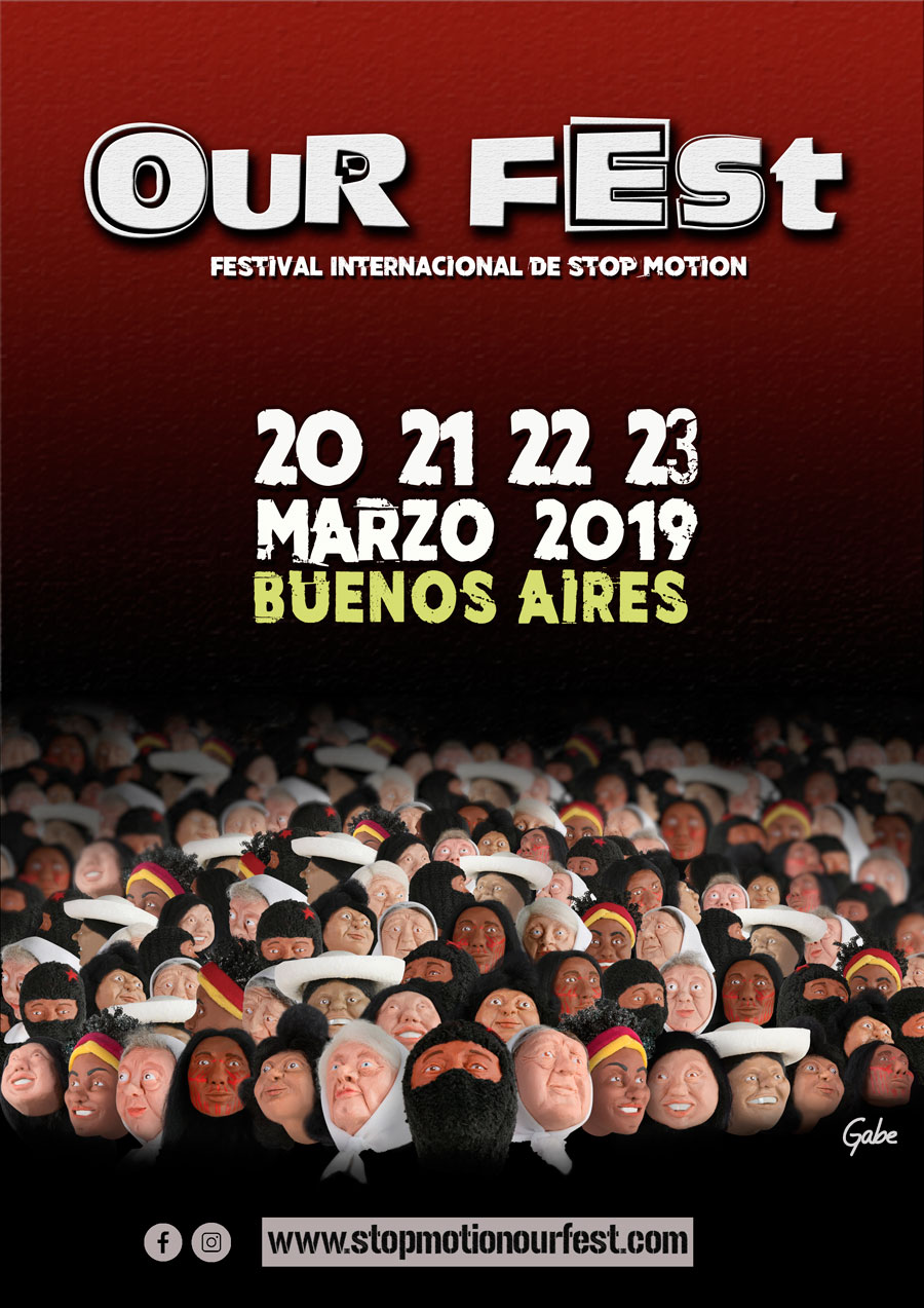 Our Fest: Festival Internacional de Stop Motion